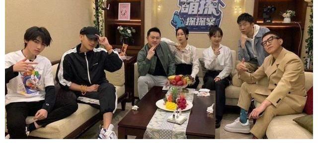 另一个热门综艺热播 李易峰·林更新加入 她成为唯一的女主持人