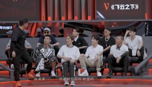 《披荆斩棘的哥哥》林志炫口碑回暖 从舞台上摔下来后的反应展现出真正的魅力